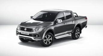 Fiat Fullback – Nova Picape Média é apresentada no Salão de Dubai