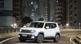 Jeep Renegade Longitude ganha Novo Pacote Limited