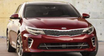 Kia Optima Conversível – Apresentação do Carro no SEMA 2015