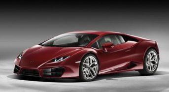 Nova Lamborghini Huracán LP 580-2 – Salão de Los Angeles 2015