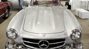 Mercedes Benz venderá Carros Restaurados