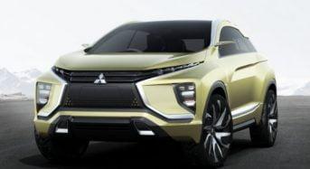 Novo Mitsubishi EX Concept é apresentado no Salão de Tóquio 2015