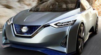Novo Nissan IDS – Lançamento no Salão de Tóquio 2015