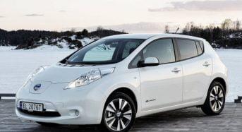 Nissan Leaf será Fabricado no Rio de Janeiro
