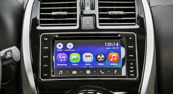 Nissan lança Nova Central Multimídia para Versa e March