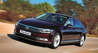Volkswagen deve lançar Novo Passat no Brasil em 2016