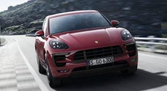 Recall do Porsche Macan no Brasil
