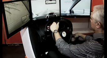 Simulador de Carro deverá ser usado pelas Autoescolas de SP