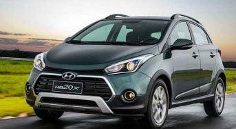 Hyundai HB20X 2016 reestilizado vem com novos itens de série