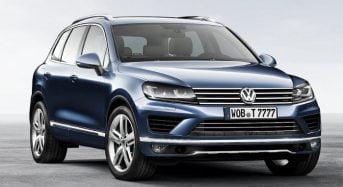 Novo VW Touareg 2017 – Lançamento e Principais Novidades