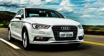 Audi A3 Ambition Sedan terá Fabricação no Brasil