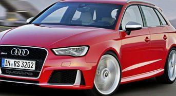 Audi RS3 2016 – Lançamento no Brasil