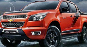 Nova Chevrolet Colorado High Country Storm – Lançamento na Tailândia