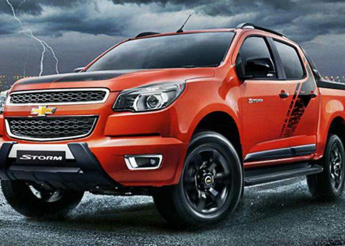 Nova Chevrolet Colorado High Country Storm – Lançamento na ...