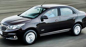 Novo Chevrolet Cobalt 2016 – Preço e Lançamento no Brasil