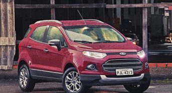 Ford EcoSport alcança a marca de 1 Milhão de Unidades Fabricadas no Brasil