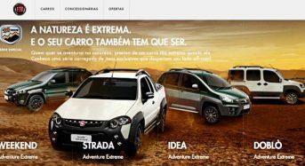Fiat lançará Nova Série Extreme para Dobló, Weekend e Idea
