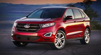 Ford Edge 2016 – Novo Modelo chegará ao Brasil em 2016