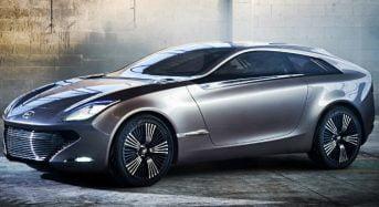 Novo Teaser do Hyundai Ioniq