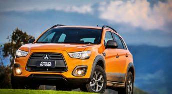 Nova Mitsubishi ASX Outdoor 2016 chega ao Brasil