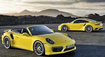 Novo Porsche 911 Turbo e Turbo S 2016 – Lançamento e Novidades