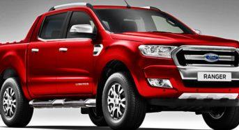 Nova Ford Ranger 2016 – Lançamento e Site de Divulgação