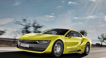 Rinspeed Etos – Novo Carro Híbrido com Drone e Base de Pouso
