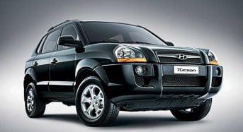 Novos Preços do Hyundai Tucson