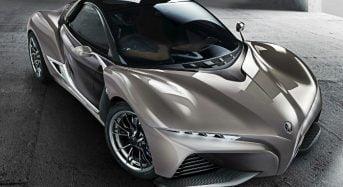 Yamaha Sports Ride Concept – Novo Carro Esportivo de apenas 750 Kg