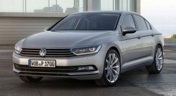 Volkswagen lançou a oitava geração do Passat
