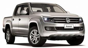 Volkswagen Amarok 2016 passará por Reestilização