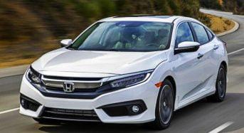Novo Honda Civic 2016 – Principais Novidades e Lançamento no Brasil