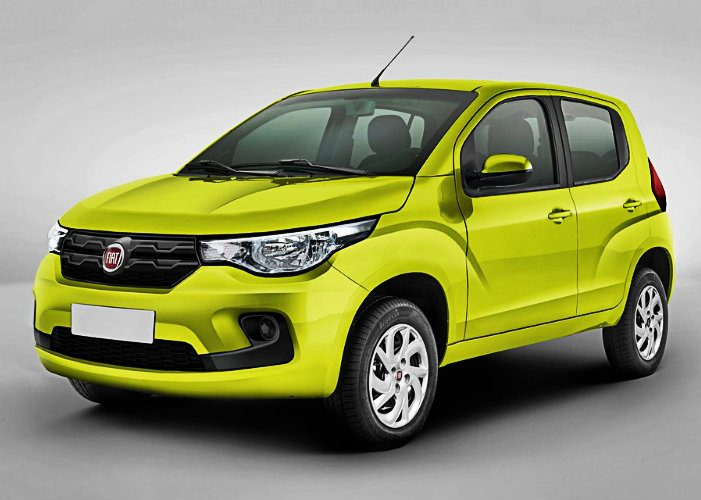 Fiat Mobi Novo Carro Popular Dever 225 Ser Lan 231 Ado No