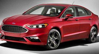 Novo Ford Fusion 2016 – Lançamento e Novidades