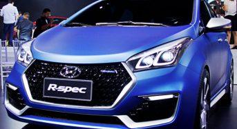 Novo Hyundai HB20 R Spec 2016 – Lançamento e Preço