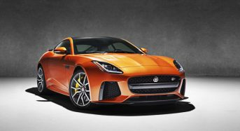 Lançamento do Jaguar F-Type SVR
