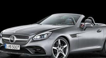 Lançamento da Nova Mercedes Benz SLC