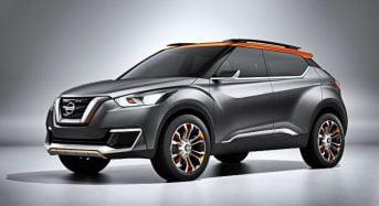 Fabricação do Nissan Kicks no Brasil