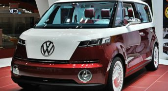Nova Kombi é apresentada pela Volkswagen