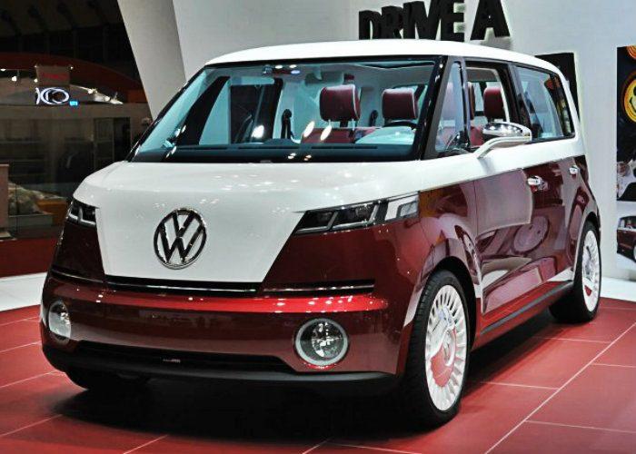 Nova Kombi é apresentada pela Volkswagen • Carro Bonito