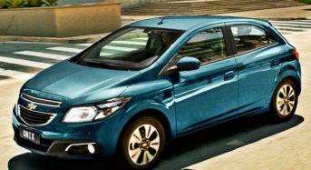 Chevrolet Onix é o Carro Mais Vendido no Brasil em 2015