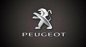 Peugeot aumenta o Preço da Linha 2016