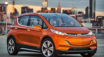 GM apresenta Novo Chevrolet Cruze e Bolt 2016