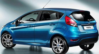 Novo Ford Fiesta 2016 ganha Novos Itens de Série