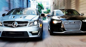 Reajuste no Preço dos Carros da Audi, Mercedes e Jaguar