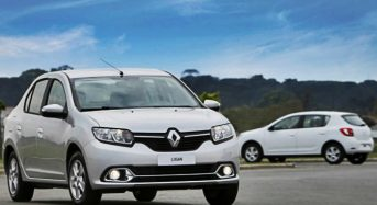 Renault anuncia Recall do Sandero e Logan
