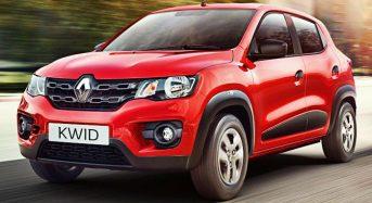 Novo Renault Kwid será lançado em 2017