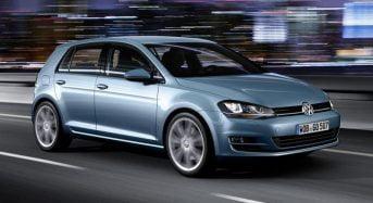 Novo Volkswagen Golf 7ª geração está à venda no Brasil