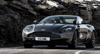Aston Martin DB11 – Lançamento do Carro no Salão de Genebra 2016