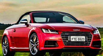 Novo Audi TTS Coupé – Lançamento e Preço no Brasil